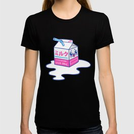 Kawaii Japanese Milk T-shirt