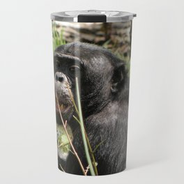 Grin Chin Chimp Travel Mug