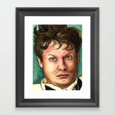 ANDERS HUNGOVER Framed Art Print