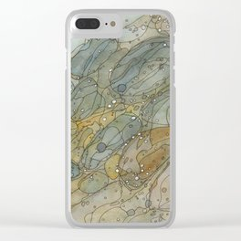 Eno River #12 Clear iPhone Case