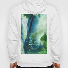 Abstract Encaustic 2 by Kathy Morton Stanion Hoody