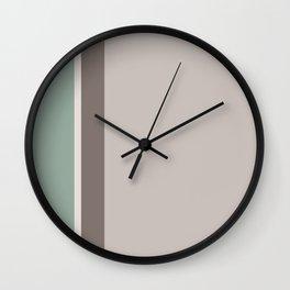 Stripes 5 Wall Clock