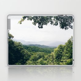 The Great Smoky Mountains Gatlinburg Tennessee Laptop & iPad Skin