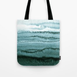 WITHIN THE TIDES - OCEAN TEAL Tote Bag
