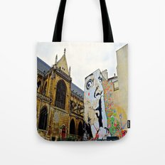Paris….Shhhhh Tote Bag