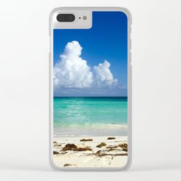 Clouds over Cuba Clear iPhone Case