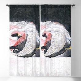 "Hilma af Klint ""The Swan, No. 03, Group IX-SUW"" Blackout Curtain"