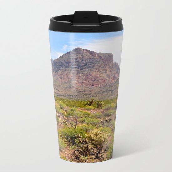 Painted Desert - III Metal Travel Mug