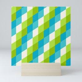 Pattern #4 Mini Art Print