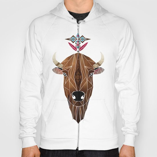 bison Hoody