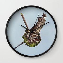 Little Paris Wall Clock