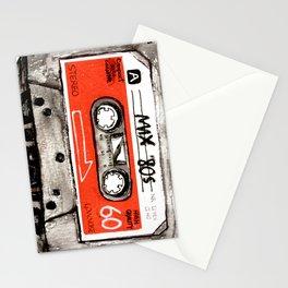 mixtape 80s Stationery Cards