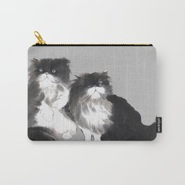 The pussy twins Carry-All Pouch