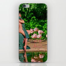 Immaculate iPhone & iPod Skin
