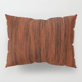 Mahogany Pillow Sham