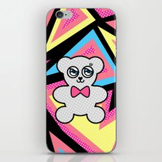 POP Bear iPhone & iPod Skin