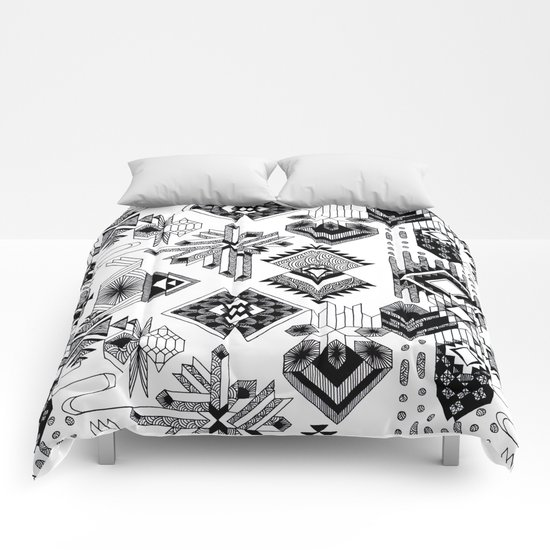 Solar Gems Comforters
