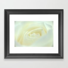 Rose Chantilly 9522 Framed Art Print