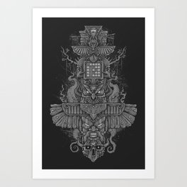 PRSPCT Totem Art Print