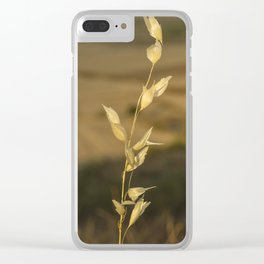 The spike Clear iPhone Case