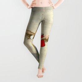 Sistine of Beer Pong Leggings