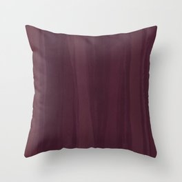 Stranded at Dusk Throw Pillow