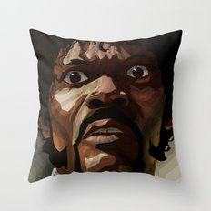Pulp Fiction - Jules Winnfield Throw Pillow