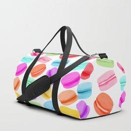 Macaron Rainbow Duffle Bag