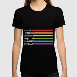 Saber Pride T-Shirt T-shirt