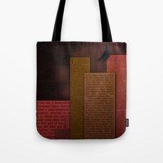 PAPER HEROES - Gotham Tote Bag
