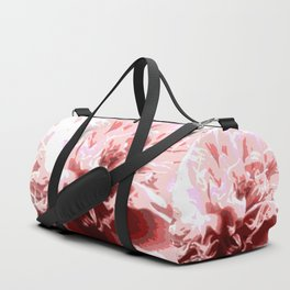 Floral shapes and colors Duffle Bag