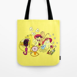 Freak Party Version 3 Tote Bag