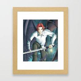 Grimoire - M Framed Art Print
