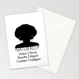 Naturally... Stationery Cards