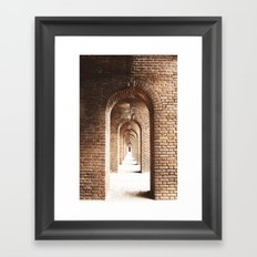The Archway  Framed Art Print