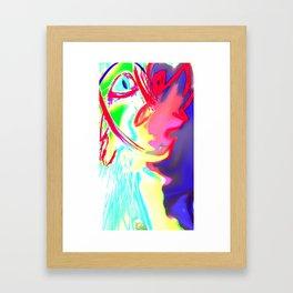 Rhino-More Framed Art Print