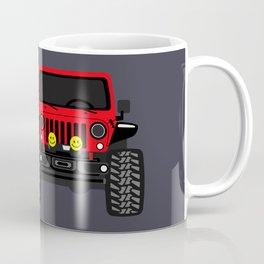 Overland Rubicon Coffee Mug