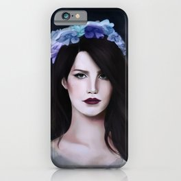 Dark Paradise iPhone Case