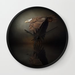 Flight Path Wall Clock