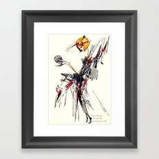 m1n410y Framed Art Print
