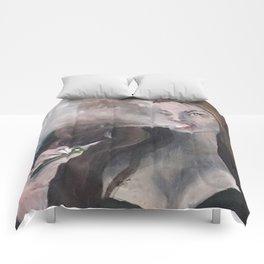 Ganja Goddess Comforters