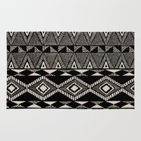 navajo Area & Throw Rugs featuring Navajo by Stephanie Le Cocq