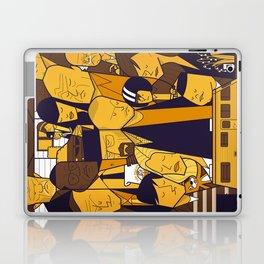 Breaking Bad (yellow version) Laptop & iPad Skin