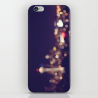 seattle iPhone & iPod Skins featuring Seattle by Raquel Cuellar