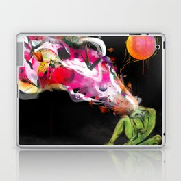 Meaningful moments exist silently Laptop & iPad Skin