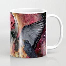 DANGER ROCK SKULL Coffee Mug