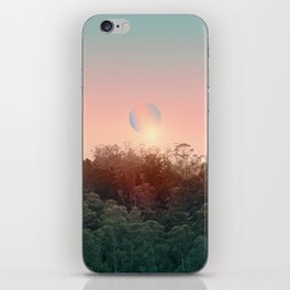 Landscape & gradients XXI iPhone Skin