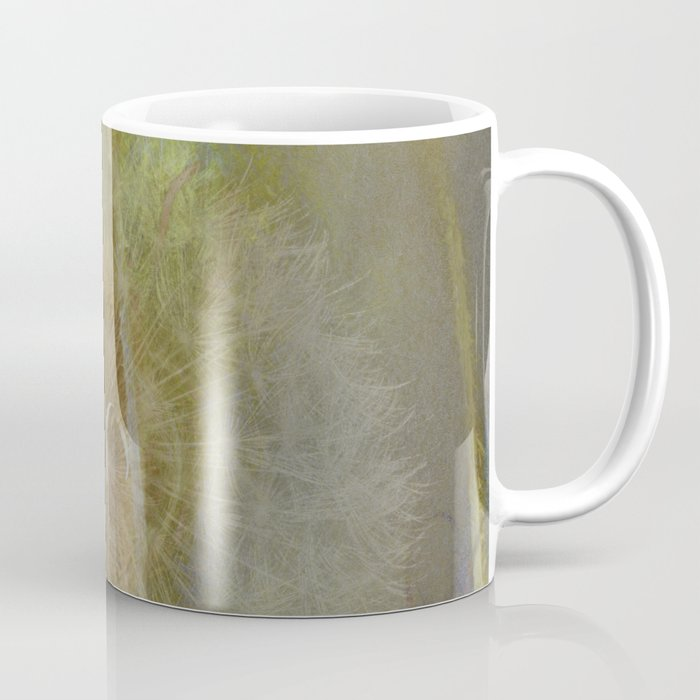 Teasel and Tickseed Coffee Mug