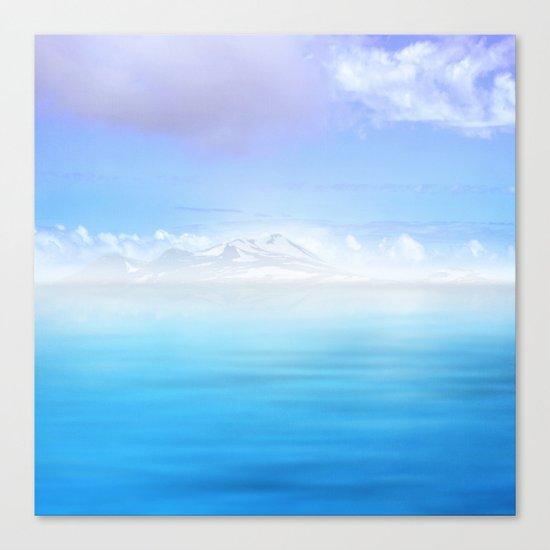 Pastel vibes 44 Canvas Print