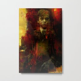 The ghost of the room 303 Metal Print